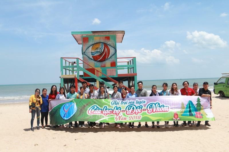 Hội trại Đội, Nhóm, Câu lạc bộ Nhà Văn hóa Sinh viên năm 2018